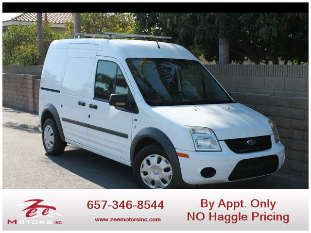 Used 2010 Ford Transit Connect Cargo XLT Van 4D in Orange, CA