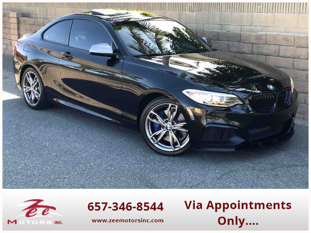 2015 BMW 2 Series M235i Coupe 2D