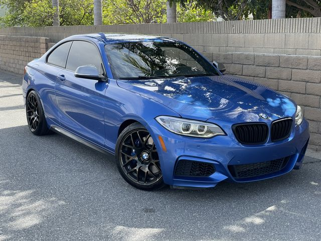Used 2017 BMW 2 Series M240i Coupe 2D in Orange, CA
