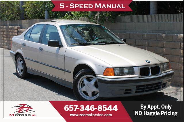 Used 1992 BMW 3 Series 318i Sedan 4D in Orange, CA