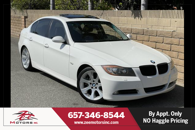 Used 2007 BMW 3 Series 335i Sedan 4D in Orange, CA