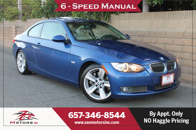 Used 2009 BMW 3 Series 335i Coupe 2D in Orange, CA
