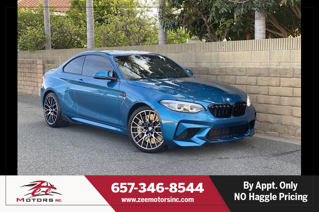 Used 2020 BMW M2 Coupe 2D in Orange, CA