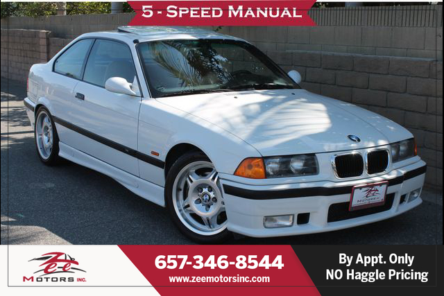 Used 1997 BMW M3 Coupe 2D in Orange, CA