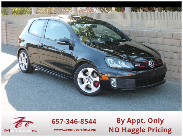 Used 2010 Volkswagen GTI 2.0T Hatchback Coupe 2D in Orange, CA