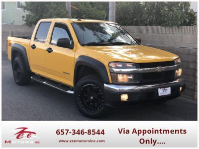 2005 Chevrolet Colorado Crew Cab LS Pickup 4D 5 1/4 ft in Orange, CA