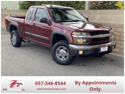 2008 Chevrolet Colorado Extended Cab LT Pickup 4D 6 ft in Orange, CA