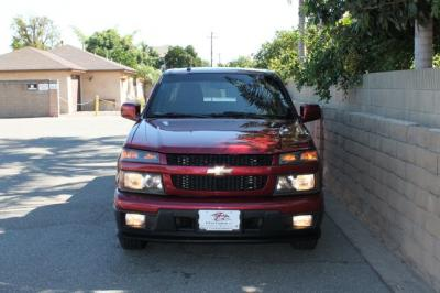 Used 2011 Chevrolet Colorado Extended Cab LT Pickup 4D 6 ft in Orange, CA