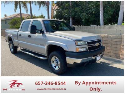 2006 Chevrolet Silverado 2500 HD Crew Cab LT Pickup 4D 8 ft in Orange, CA