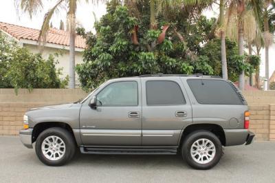 Used 2001 Chevrolet Tahoe Sport Utility 4D in Orange, CA