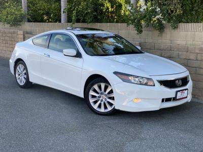 Used 2009 Honda Accord EX-L Coupe 2D in Orange, CA