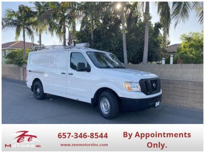 2014 Nissan NV1500 Cargo S Van 3D in Orange, CA