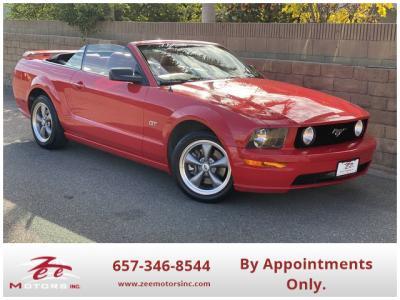 2006 Ford Mustang GT Deluxe Convertible 2D in Orange, CA