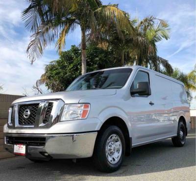 2013 Nissan NV1500 Cargo SV Van 3D