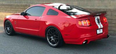 2012 Ford Mustang Shelby GT500 Coupe 2D