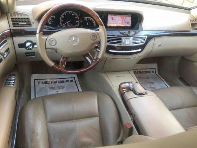 2007 Mercedes-Benz S-Class S 550 Sedan 4D