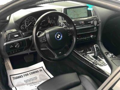 2014 BMW 6 Series 640i xDrive Coupe 2D