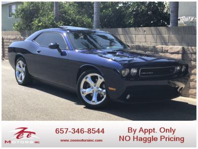 2013 Dodge Challenger R/T Coupe 2D in Orange, CA