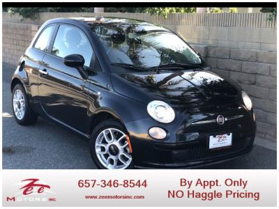 2013 FIAT 500 Pop Hatchback 2D