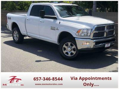 2017 Ram 2500 Crew Cab Big Horn Pickup 4D 6 1/3 ft