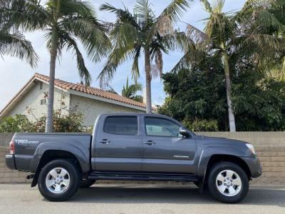 2015 Toyota Tacoma Double Cab PreRunner Pickup 4D 5 ft in Orange, CA