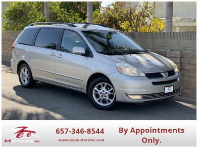2005 Toyota Sienna XLE Minivan 4D in Orange, CA