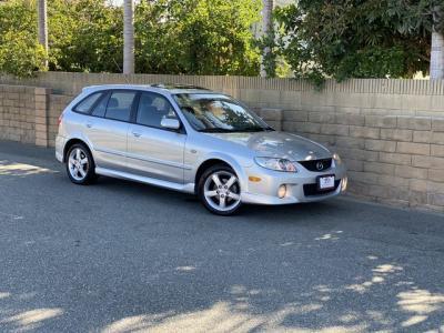Used 2003 MAZDA Protege5 Hatchback 4D in Orange, CA