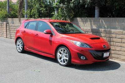 Used 2011 MAZDA MAZDA3 MAZDASPEED3 Sport Hatchback 4D in Orange, CA