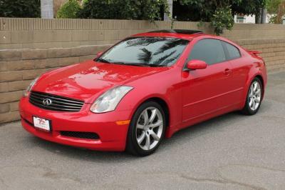 Used 2004 INFINITI G G35 Coupe 2D in Orange, CA