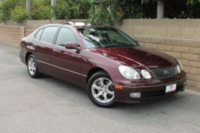 Used 2003 Lexus GS GS 300 Sedan 4D in Orange, CA