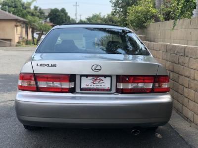 Used 2000 Lexus ES ES 300 Sedan 4D in Orange, CA