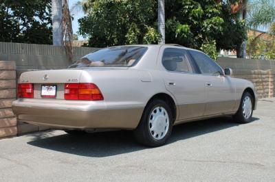 Used 1995 Lexus LS LS 400 Sedan 4D in Orange, CA