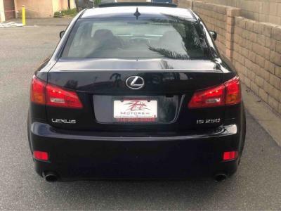 2007 Lexus IS IS 250 Sedan 4D