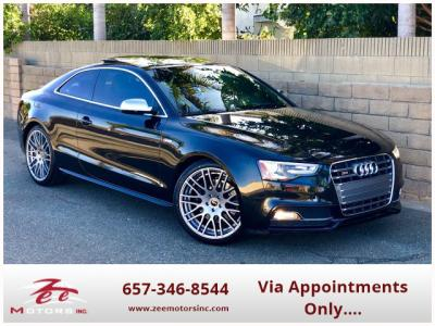 2014 Audi S5 Premium Plus Coupe 2D