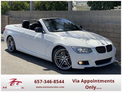 2011 BMW 3 Series 335is Convertible 2D