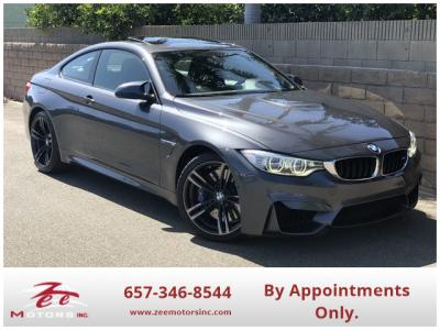 2015 BMW M4 Coupe 2D in Orange, CA