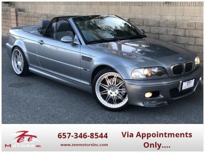 2004 BMW M3 Convertible 2D in Orange, CA