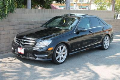 Used 2014 Mercedes-Benz C-Class C 250 Luxury Sedan 4D in Orange, CA