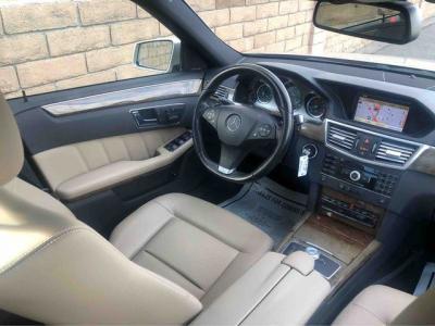 2010 Mercedes-Benz E-Class E 350 Sedan 4D