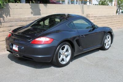 Used 2007 Porsche Cayman Coupe 2D in Orange, CA