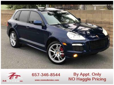 2008 Porsche Cayenne GTS Sport Utility 4D in Orange, CA