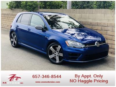 2016 Volkswagen Golf R Hatchback Sedan 4D