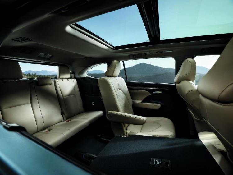 Comfortable Interior Elmore Toyota