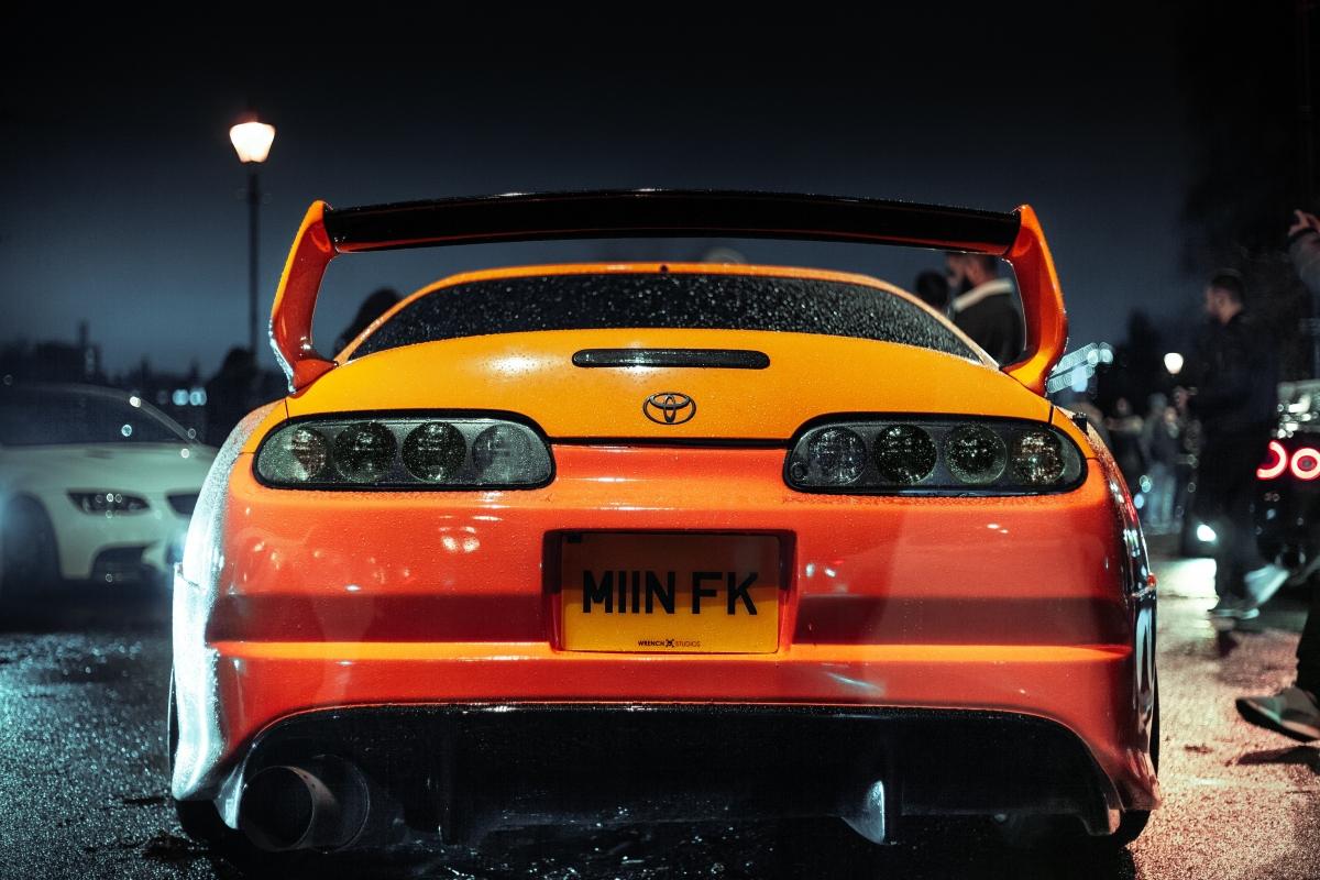Classic Toyota Supra