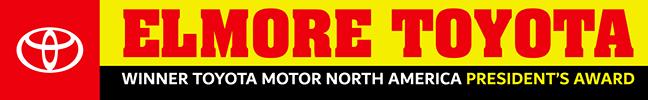 Elmore Toyota logo