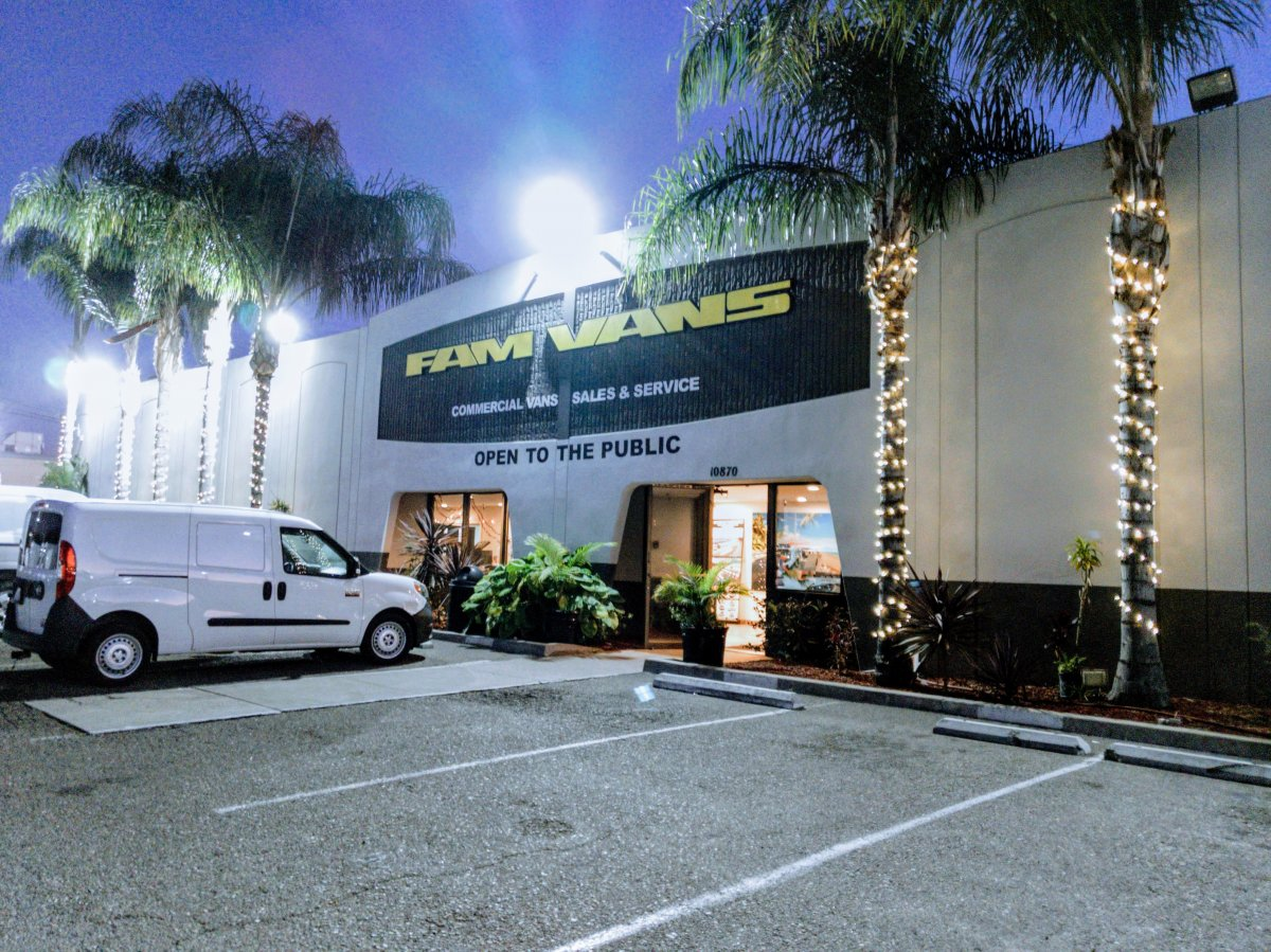 Commercial Vans and Trucks for sale in Orange County | Los