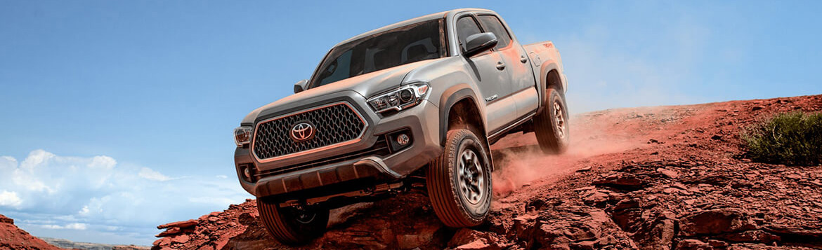 Used Toyota Tacoma For Sale In Montclair, CA