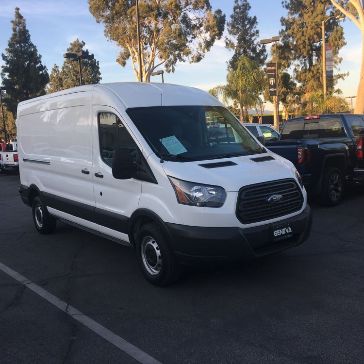 Used Work Vans for Sale Inland Empire CA