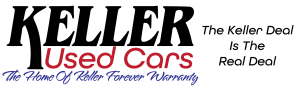 Keller Used Cars logo