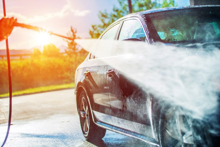Wash and dry your car often